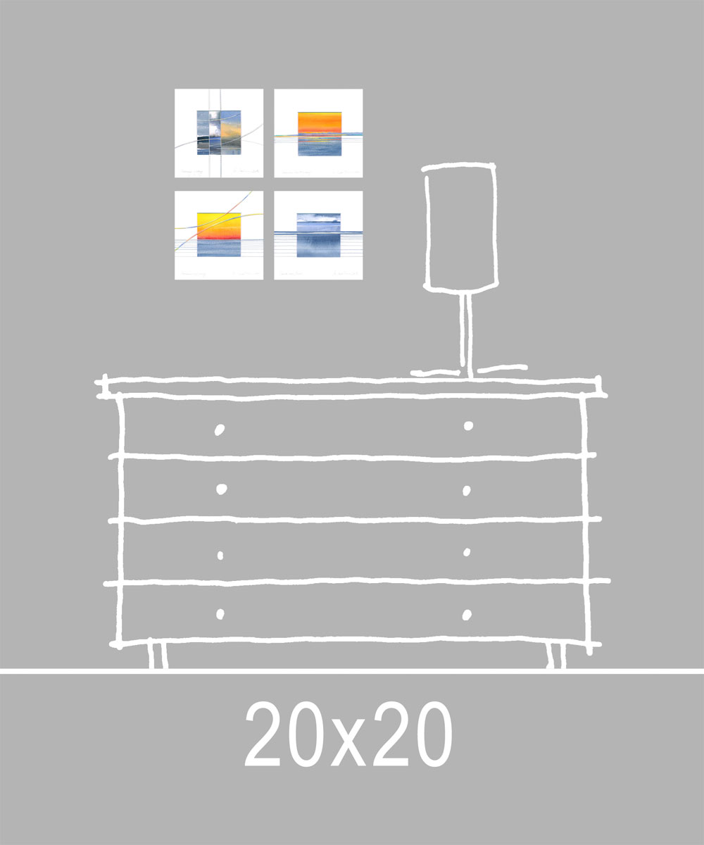 20x20 cm