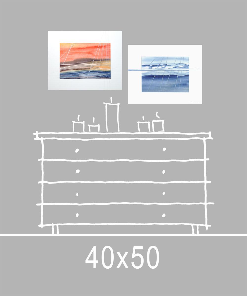 40x50 cm