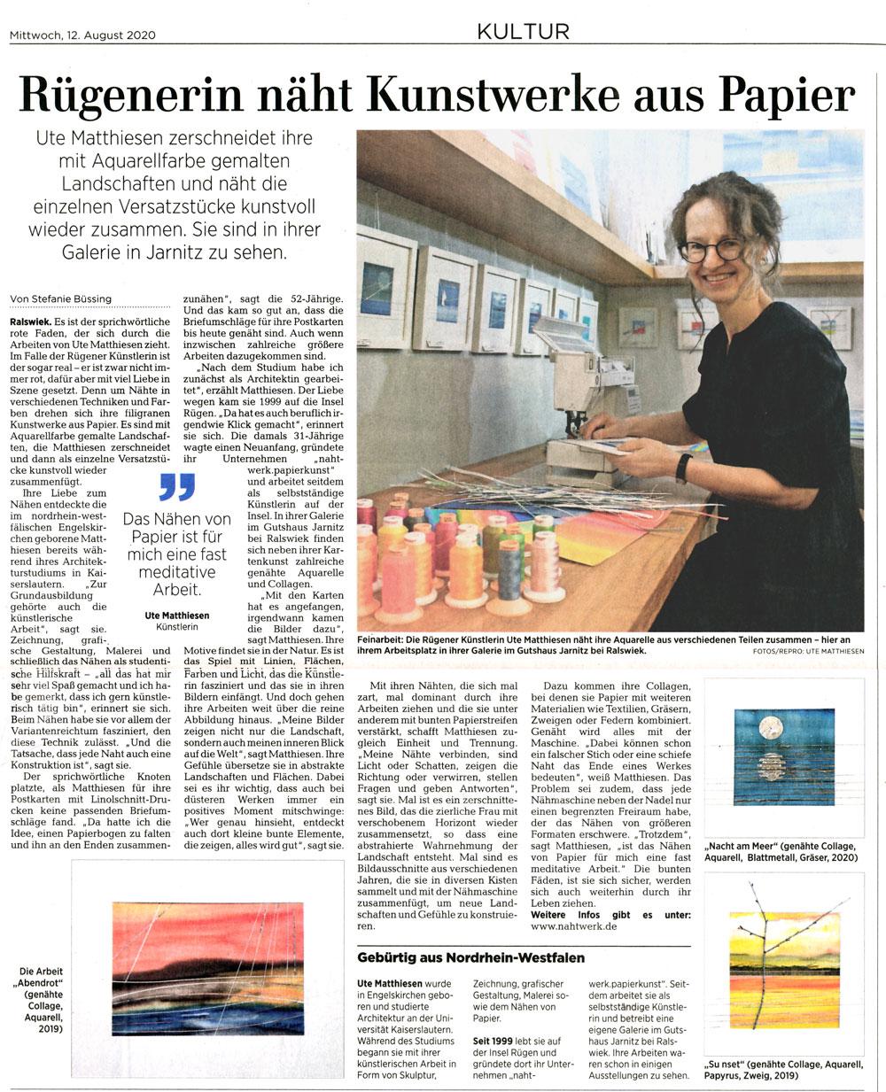 Ostseezeitung_12.08.2020