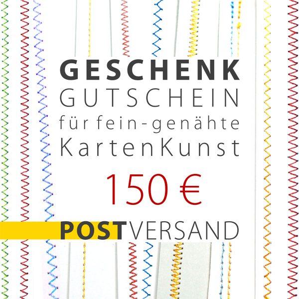 POST-Gutschein-150