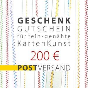 POST-Gutschein-200