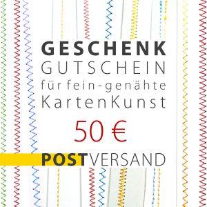 POST-Gutschein-50