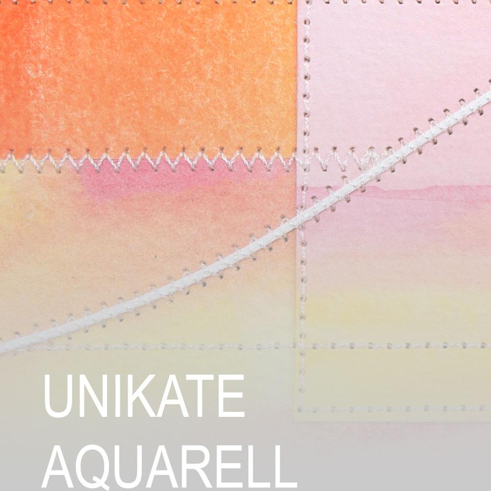 UNIKATE-Aquarell